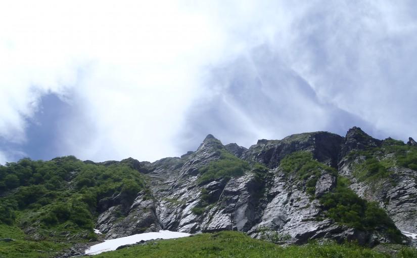 北岳バットレス4尾根