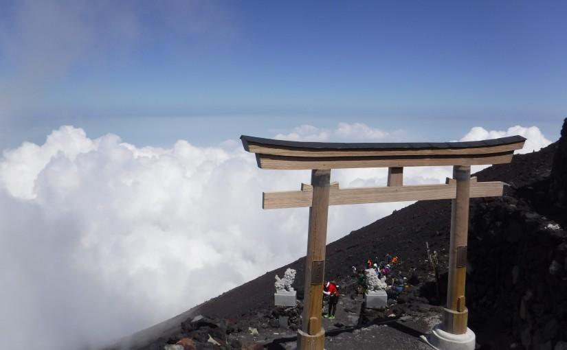 7/8 富士山