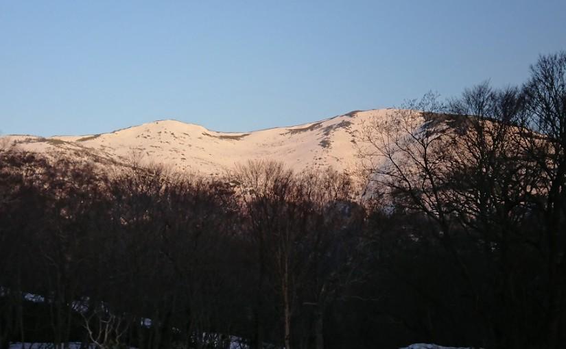 尾瀬、至仏山  北アルプス、乗鞍岳