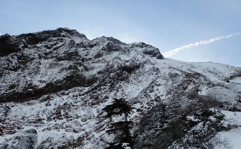 2019年12月23日 八ヶ岳 赤岳西面主稜 冬季アルパインクライミング