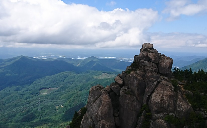 2020年6月20日 瑞牆山 十一面岩奥壁 ジョイフルモーメント
