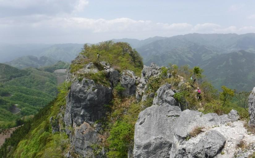 2021/5/9 二子山中央稜クライミング