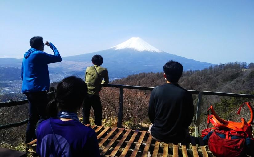 2021/4/30 三ッ峠クライミング