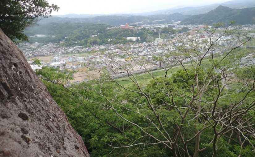 2021/5/16 城山クライミング